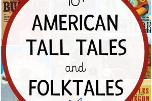 American Folktales and Tall Tales for Kids