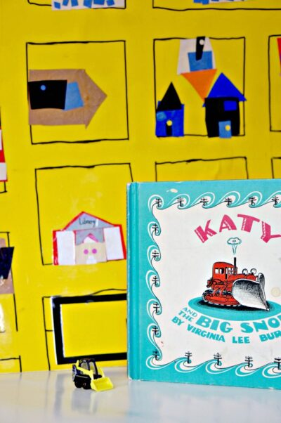 Learn more with this Katy and the Big Snow activity for kids.