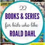 Weird and Wonderful Books for Kids who Like Roald Dahl