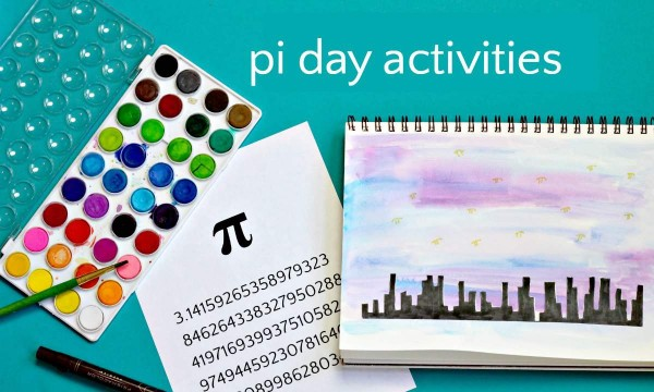 Creative Pi day activities