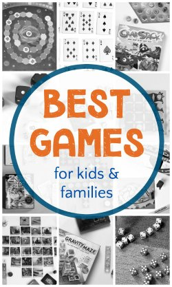 Best games for kids and families.