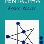 Pentalpha Puzzle: A Brain Teaser from Crete