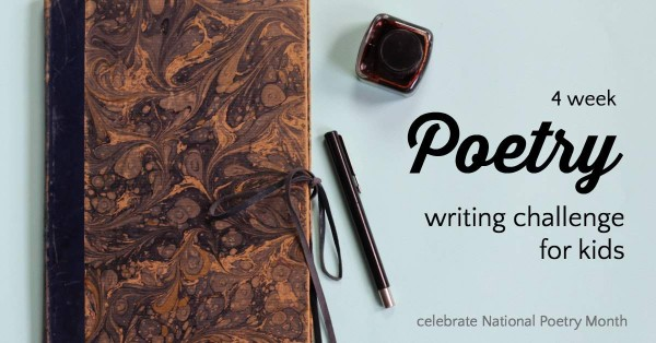 Learn how to write write poetry during National Poetry Month.