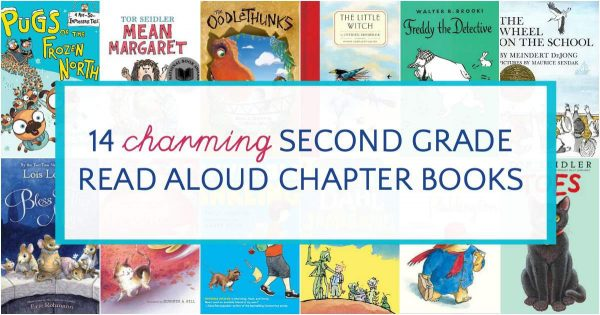 Second grade books to read aloud