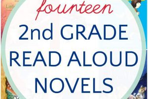 Charming 2nd Grade Read Aloud Books