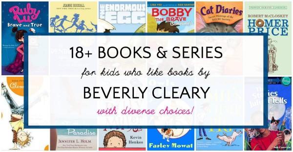 Books for kids who like Ramona or Henry Higgins!