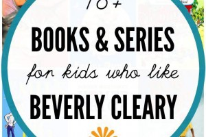 Books for Kids who Like Books by Beverly Cleary