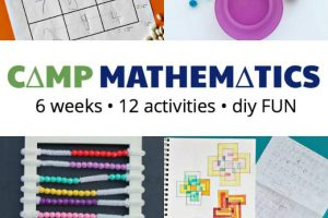DIY Summer Math Camp: Budget-Friendly Activity Plans