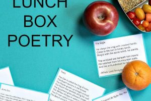 Lunch Box Poetry: Literacy Learning at Lunch!