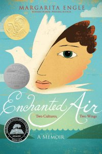 Enchanted Air middle grade novel