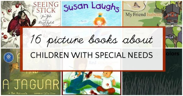 Children's books about disabilities