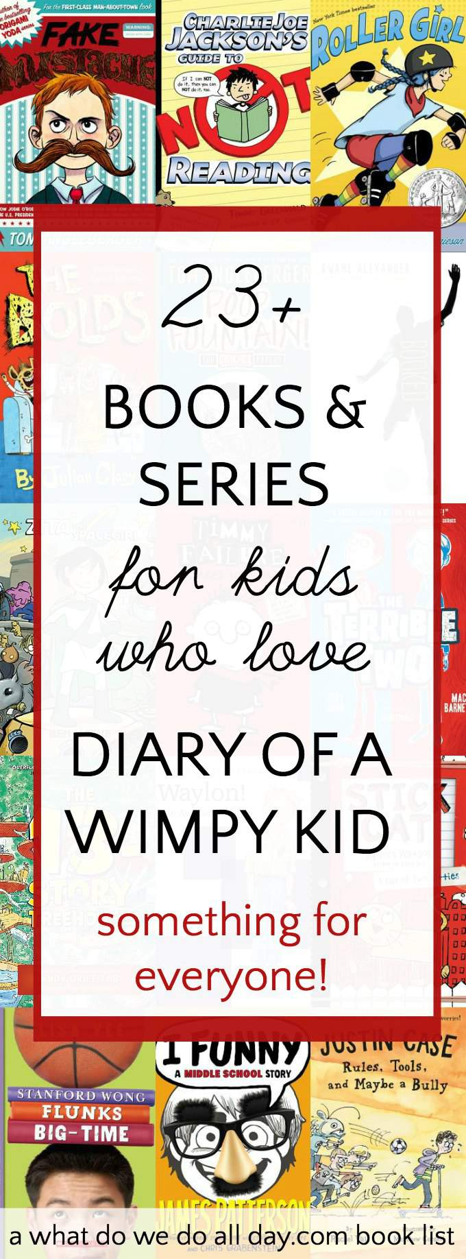 23 amazing books for kids who like diary of a wimpy kid