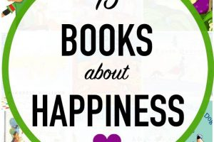 Children's books about happiness and joy that share positivity.
