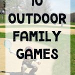 Outdoor Family Games: Perfect for Backyard Summer Play