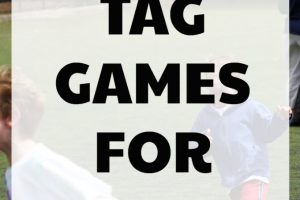 10 Fun Tag Games That Tire Kids Out