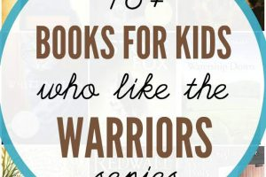 Chapter books for kids who like Warriors by Erin Hunter.