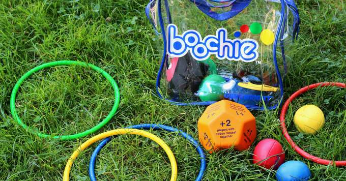 Boochie game for family fun