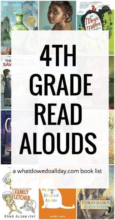 4th Grade Summer Reading List (Ages 9 - Imagination Soup
