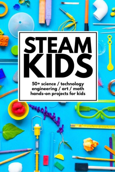 STEAM BOOK COVER