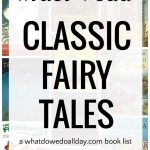 Best Classic Fairy Tale Picture Books