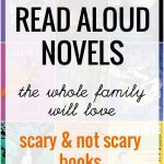 Scary & Non-Scary Halloween Novels for Family Read Aloud Time