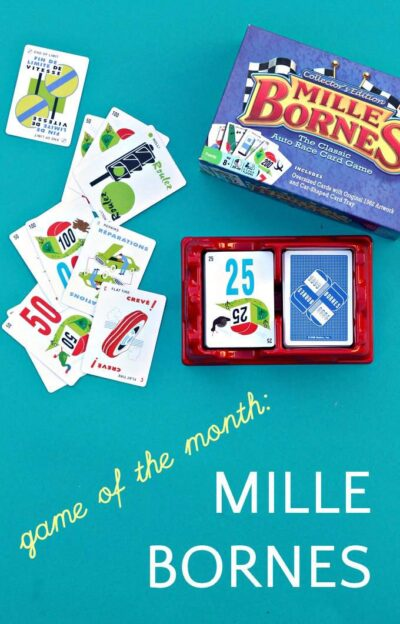 game of the month mille bornes vroom vroom. Black Bedroom Furniture Sets. Home Design Ideas