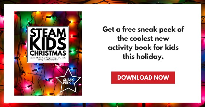 Free Preview of the Christmas Steam kids book