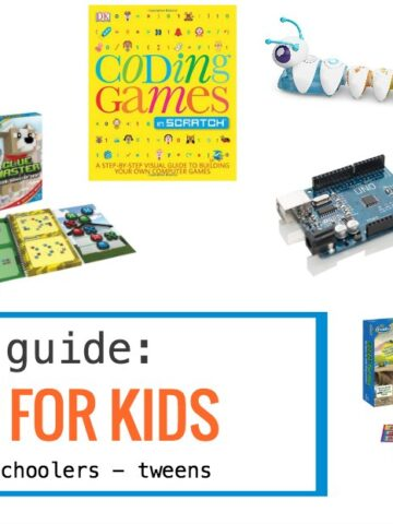 Best coding gifts for kids.