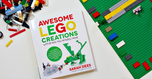 LEGO creations book