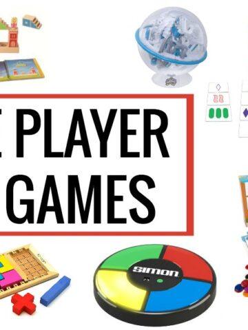 Fantastic single player logic games kids will love.