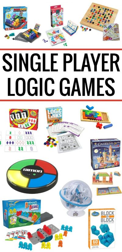 The best single player logic games for kids