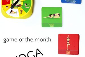 Game of the Month: Yoga Spinner