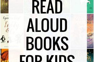 62 Essential Read Aloud Books for Families
