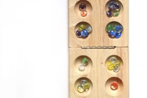 Game of the Month: Mancala