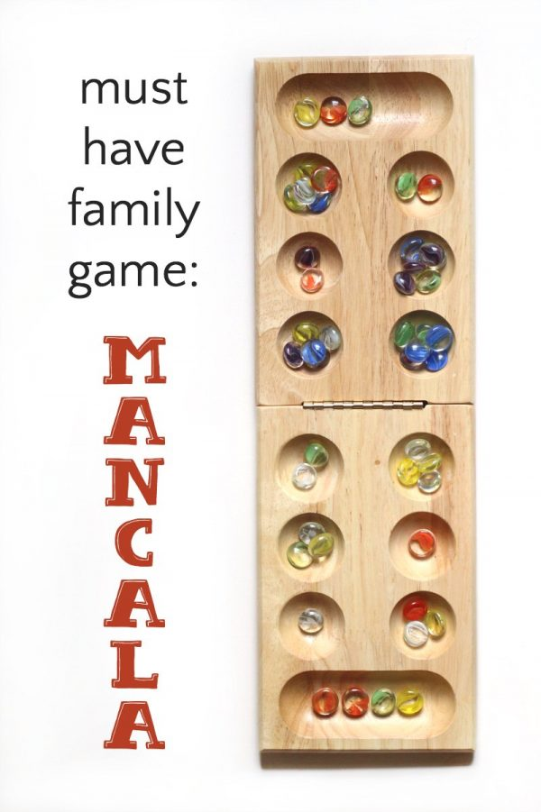 Mancala is a classic, fun strategy game