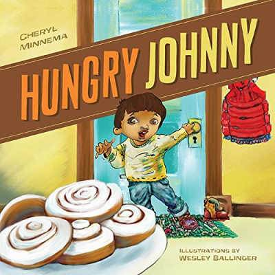 Hungry Johnny book cover