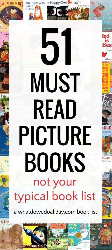51 Out Of The Box Picture Books You Must Read To Your Kids