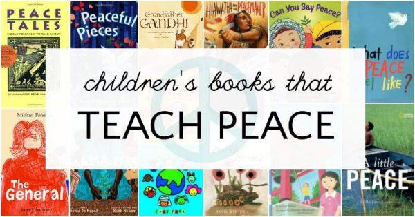 Best peace books for children