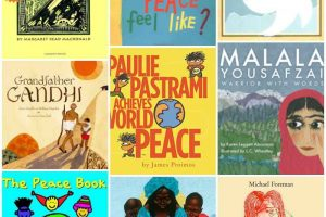 Children's peace books