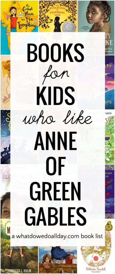 Books similar to Anne of Green Gables