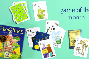 Frog Juice is a fun family card game