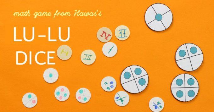 Lulu dice game from Hawaii