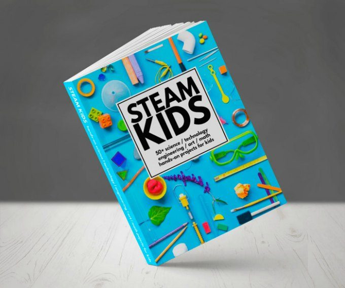 STEAM Kids Books