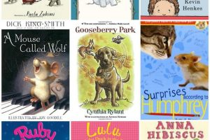 Gentle Chapter Books to Read Aloud