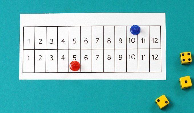 How to play Martinetti dice