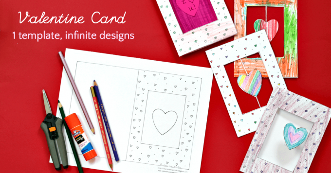 Homemade valentine's cards that kids can make