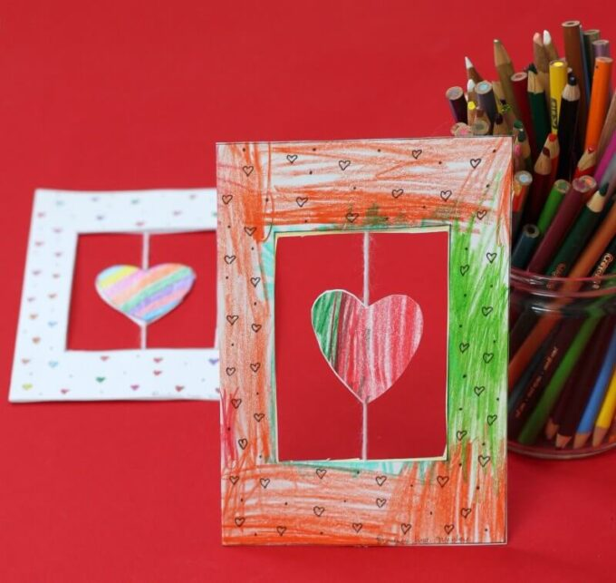 Homemade Valentine Cards Kids And Families Can Make Together