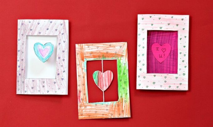 3 ways for kids to make Valentine's cards
