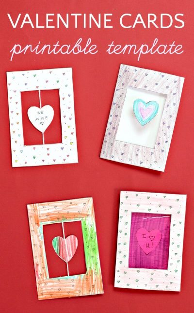 Clever Homemade Valentine Cards For Kids To Make