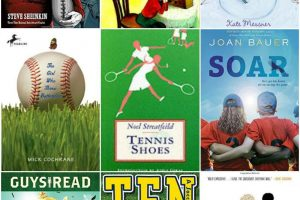 Best Books to Inspire Your Sports-Obsessed Kids to Read